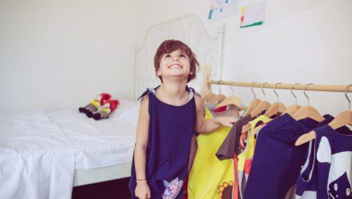 Abbigliamento coordinato mamma figlia